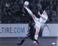 Zlatan Ibrahimovic Signed 16x20 Photo (PSA COA) (See Description) at PristineAuction.com