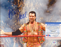 Razor Ramon Signed WWE 8x10 Photo (PSA COA) at PristineAuction.com