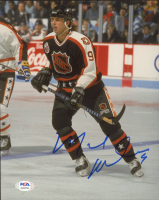 Mike Modano Signed All-Star Game 8x10 Photo (PSA COA) at PristineAuction.com