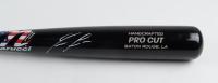 Ronald Acuna Jr. Signed Marucci Pro Cut Baseball Bat (Beckett COA) (See Description) at PristineAuction.com