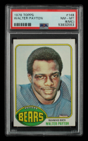 Walter Payton 1976 Topps #148 RC (PSA 10) at PristineAuction.com