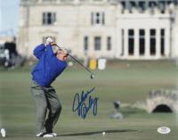 John Daly Signed 11x14 Photo (PSA COA) at PristineAuction.com