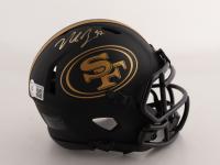 Nick Bosa Signed 49ers Eclipse Alternate Speed Mini Helmet (Beckett Hologram) at PristineAuction.com