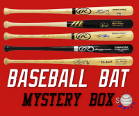 Schwartz Sports Full-Size Baseball Bat Signed Mystery Box – Series 15 (Limited to 100) at PristineAuction.com