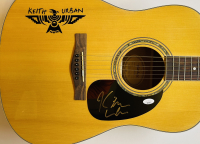 Keith Urban Signed Full-Size Acoustic Guitar (JSA COA) at PristineAuction.com