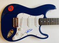 """Dave Grohl Signed """"Foo Fighters"""" Full-Size Electric Guitar (JSA COA) at PristineAuction.com"""