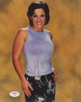 """Molly Holly Signed WWE 8x10 Photo Inscribed """"8/2/03"""" (PSA COA) at PristineAuction.com"""