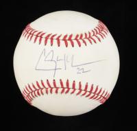 Clayton Kershaw Signed OML Baseball (PSA Hologram) (See Description) at PristineAuction.com