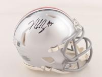 Nick Bosa Signed Ohio State Buckeyes Speed Mini Helmet (Beckett Hologram) at PristineAuction.com