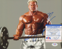 Jay Cutler Signed 8x10 Photo (PSA COA) at PristineAuction.com