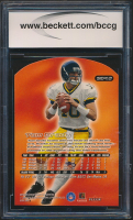 Tom Brady 2000 Ultra Gold Medallion #234 RC (BCCG 10) at PristineAuction.com