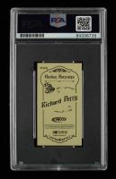 Richard Petty Signed 2009 Press Pass Pocket Portraits #P30 (PSA Encapsulated) at PristineAuction.com