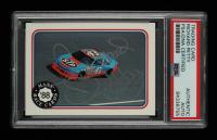 Richard Petty Signed 1988 Maxx Charlotte #60 Richard Petty's Car (PSA Encapsulated) at PristineAuction.com