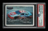 Richard Petty Signed 2010 Press Pass Eclipse #46 Richard Petty's Car (PSA Encapsulated) at PristineAuction.com