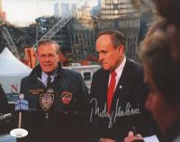 Rudy Giuliani Signed 8x10 Photo (JSA COA) at PristineAuction.com