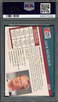 Jack Nicklaus Signed 1991 Pro Set #229 (PSA Encapsulated) at PristineAuction.com
