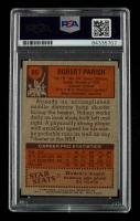 Robert Parish Signed 1978-79 Topps #86 (PSA Encapsulated) at PristineAuction.com