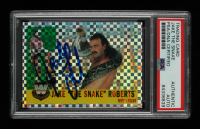 """Jake """"The Snake"""" Roberts Signed 2006 Topps Heritage Chrome WWE X-Fractors #79 (PSA Encapsulated) at PristineAuction.com"""