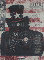 """Ice Cube Signed """"Death Certificate"""" 18x24 Poster (Beckett COA) at PristineAuction.com"""