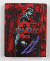 """Keanu Reeves Signed LE """"John Wick: Chapter 2"""" Blu-Ray Disc Case (AutographCOA Hologram) at PristineAuction.com"""