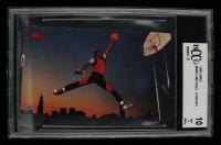 Michael Jordan 1985 Nike #2 (BGS 10) at PristineAuction.com