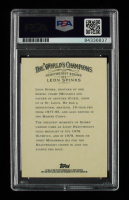 Leon Spinks Signed 2006 Topps Allen & Ginter #313 (PSA Encapsulated) at PristineAuction.com