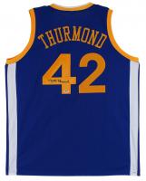 Nate Thurmond Signed Jersey (PSA COA) at PristineAuction.com