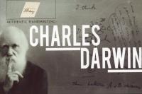 Charles Darwin Hand-Written Word (JSA LOA) at PristineAuction.com