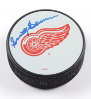 Scotty Bowman Signed Red Wings Logo Hockey Puck (PSA COA) at PristineAuction.com