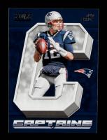 Tom Brady 2018 Score Captains #18 at PristineAuction.com