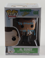 """Ed O'Neill Signed """"Married... With Children"""" #688 Funko Pop! Vinyl Figure Inscribed """"Al Bundy"""" (Beckett COA) at PristineAuction.com"""