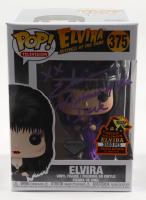 "Cassandra Peterson Signed LE ""Elvira: Mistress of the Dark"" #375 Funko Pop! Vinyl Figure Inscribed ""XX"" & ""Mistress of the Dark"" (Beckett COA) at PristineAuction.com"