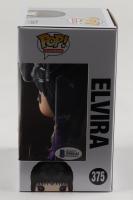 "Cassandra Peterson Signed LE ""Elvira: Mistress of the Dark"" #375 Elvira Funko Pop! Vinyl Figure Inscribed ""Mistress of the Dark"" (Beckett COA) at PristineAuction.com"
