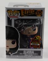 "Cassandra Peterson Signed LE ""Elvira: Mistress of the Dark"" #375 Elvira Funko Pop! Vinyl Figure Inscribed ""XX"" & ""Mistress of the Dark"" (Beckett COA) at PristineAuction.com"
