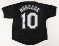 Yoan Moncada Signed Jersey (PSA Hologram) at PristineAuction.com