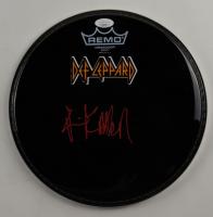 "Rick Allen Signed 11"" Drumhead (JSA COA) at PristineAuction.com"