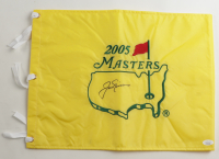 Jack Nicklaus Signed 2005 Masters Golf Pin Flag (JSA LOA) at PristineAuction.com