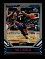 Zion Williamson 2019-20 Panini Chronicles Pink #169 Playbook at PristineAuction.com