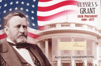Ulysses S. Grant Hand-Written Word (JSA LOA) at PristineAuction.com