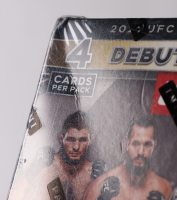 2021 Panini Prizm UFC Prizm DEBUT EDITION Trading Cards Blaster Box With (6) Packs (See Description) at PristineAuction.com