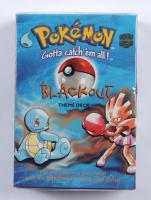 1999 Pokemon Blackout Theme Card Deck at PristineAuction.com