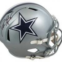 Deion Sanders Signed Cowboys Full-Size Speed Helmet (Beckett Hologram) at PristineAuction.com