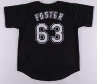 Matt Foster Signed Jersey (Beckett COA) at PristineAuction.com