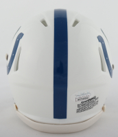 Darius Leonard Signed Colts Speed Mini Helmet (JSA COA) at PristineAuction.com