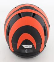 Joe Burrow Signed Bengals Eclipse Alternate Speed Mini Helmet (Fanatics Hologram) at PristineAuction.com