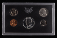 1968 United States Mint Sealed Proof Set with (5) Coins at PristineAuction.com
