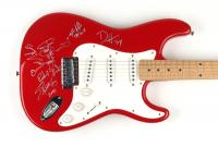 "Slash, Duff McKagan & Steven Adler Signed ""Guns N' Roses"" 39"" Electric Guitar with Hand-Drawn Sketch & Inscriptions (Beckett LOA) (See Description) at PristineAuction.com"