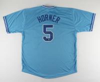 """Bob Horner Signed Jersey Inscribed """"78 NL ROY"""" (TriStar Hologram) at PristineAuction.com"""