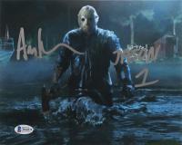 "Ari Lehman Signed ""Friday the 13th"" 8x10 Photo Inscribed ""Jason 1"" (Beckett COA) (See Description) at PristineAuction.com"