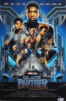 "Michael B. Jordan Signed ""Black Panther"" 11x17 Photo (Beckett COA) at PristineAuction.com"